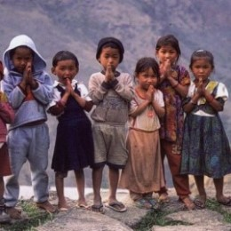Give Nepali Children an Education