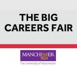 The Big Careers Fair in Manchester 2016