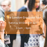 london graduate fair autumn 2017