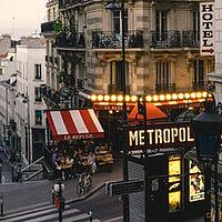 year abroad street market europe