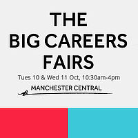 manchester big careers fair autumn 2017