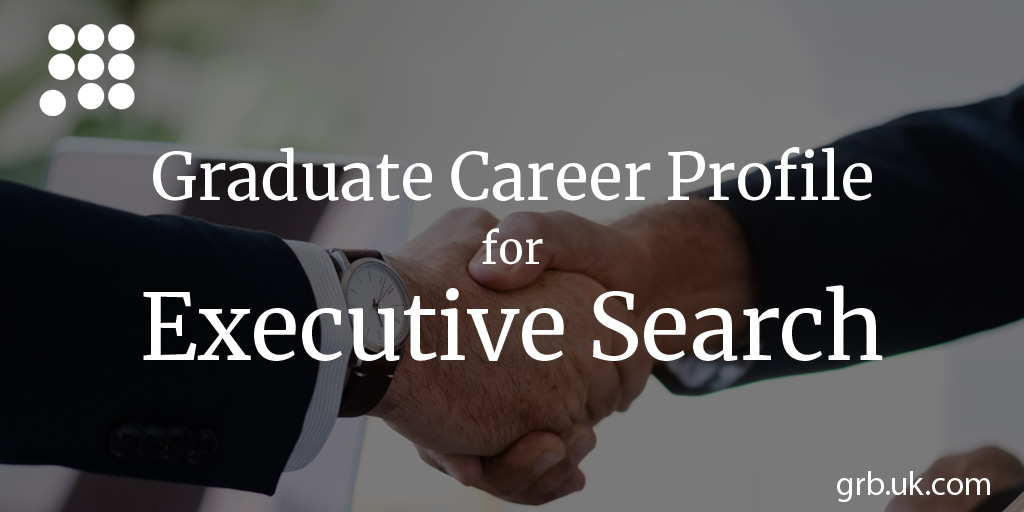 graduate executive search interview questions grb