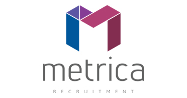 Metrica Recruitment Logo