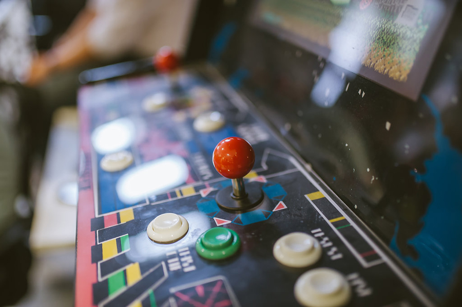 Automation Logic Arcade