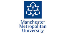 Manchester Met Uni Logo