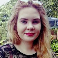 GRB Blog Author and Student - Chloe Thompson