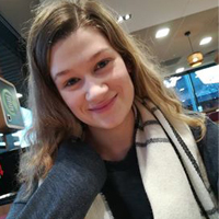 GRB Blog Author and Student - Sarah Blanchard