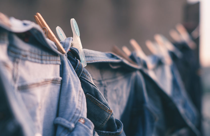 jeans clothing