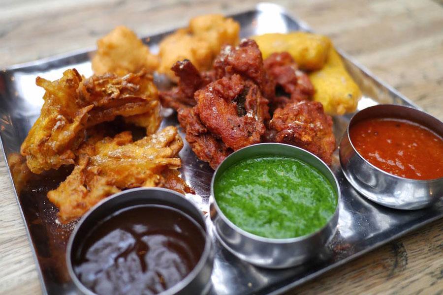curry leaf cafe food brighton