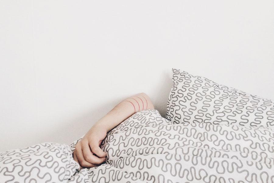 freshers flu sleep bed duvet
