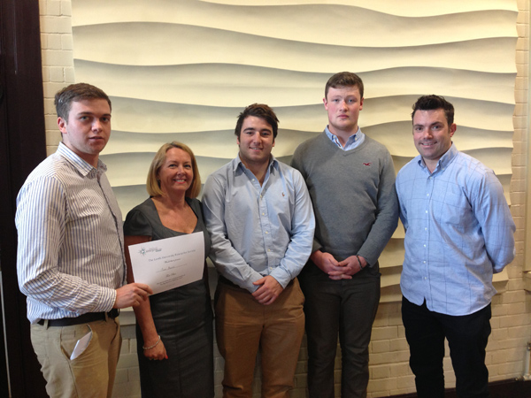 Leeds Students Entrepreneurial Idea Wins 500 GRB